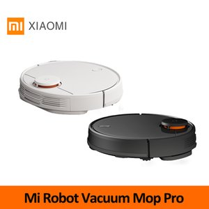 Mi Robot Vacuum Mop Pro (LDS Navigation) 3 Cleaning Modes Repeated Mopping Smart Electronic-control Water Tank