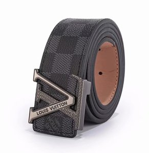 2019 new high quality designer business belt imported belt free transport