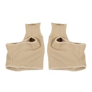 2x Hallux Valgus Big Toe Bonion Corrector Sleeve Orthopädische Fußpflegestütze