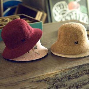 Bahar Güz Kişilik Lady Şık Şapka High Street Kişilik Charm Kadınlar Hat 6 Renkler Üst Kalite Bayan Casaul Şapka