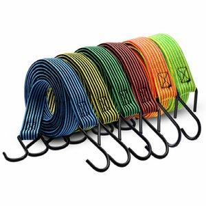 2 m de longitud Cinturones tensores látex ferramentas trinquete atan tensor correa tensor cinghie fissaggio cuerda de trinquete correas elásticas