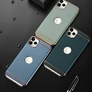Ultra Slim Thin Hybrid Matte Electroplating Hard Case For iPhone 11 Pro Max XS Max XR XS X 8 7 6 6S Plus