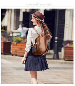2020 New Backpack Women's Korean Backpack Women Simple Fashion Casual Women