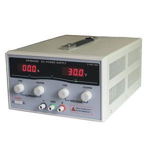 220V Einstellbare Digitalanzeige Schalter DC-Netzteil 60V