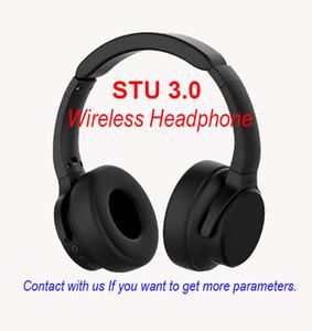 Hochwertige Marken STU 3.0 Wireless-Kopfhörer Sport Kopfhörer Stereo-Sound Gaming-Stirnband Wireless-Headsets für Android ISO freies Verschiffen