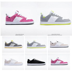 New 2020 SB Alleyoop Low Running Shoes for Mens Brand Sports Sneakers Shoes Grey khaki Fuchsia Fashion Men Women Trainers