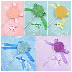 Lollipop 3D Package Mink cils Boîte vide Mink Faux Cils Extension bande Vider Lash Boîte à outils de maquillage