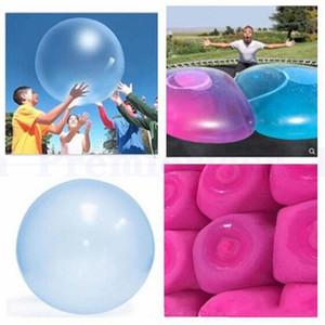 سوبر wubble فقاعة الكرة مضحك لعبة بالونات المياه نفخ مذهلة الكرة فقاعة هدية للأطفال الأطفال الكبار الرياضة كرات outdoor A65055