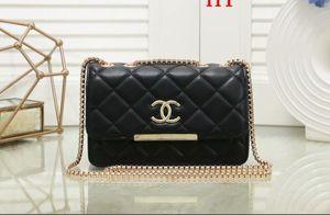 L'alta qualità delle donne del sacchetto di spalla borsa agnello borse borsa di design di lusso borse Kira chevron borsa tote noto marchio di moda