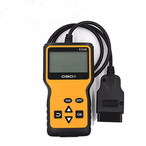 Lecteur de code V310 Scan Tool OBDII / EOBD V310 V1.1 OBD OBD2 voiture outil de diagnostic 16 broches OBD2 Scanner Auto mieux que ELM327 V1.5