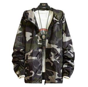 Men Women Jacket Coat Sweatshirt Hoodie Long Sleeve Autumn Sports Zipper Windbreaker Mens Clothes Plus Size Hoodies Plus size Windbreaker