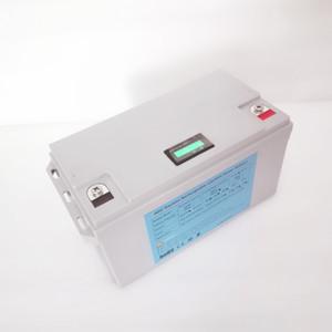 BATTERIA 12V LIFEPO4 80AH 3000CYCLI 100A AGV AGV AGV LifePo4 Batteria di accensione con 100A BMS per stoccaggio telecomunicazione Solar