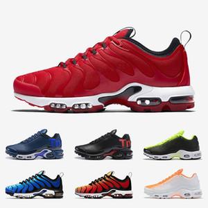 Nike Mercurial Air Max Plus Tn Moda Erkek Koşu Ayakkabıları Mercurial Artı Tn SE Ultra TN Ayakkabı Üçlü Siyah Beyaz Mavi Turuncu Sarı tns Erkek Eğitmenler Sneakers