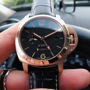2021 new mens watches Automatic watch 316 fine steel 44mm dial man watch watches calendar mechanical watch PAM00576