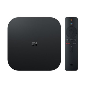 Xiaomiyoupin Mi caja de la TV S 4 Android 8.1 4K HD QuadCore inteligente Bluetooth 2 GB 8 GB HDMI inalámbricas establecidas Box Media Player