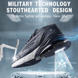 espadrilles ONEMIX hommes chaussures de course coussin d'absorption des chocs doux chaussures de jogging en plein air pour les hommes chaussures de marche Air coussin femmes