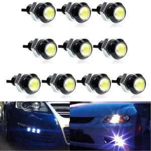 Auto LED Light 10 Pz Bianco DC12V 9W Eagle Eye LED Daytime Running DRL Backup Light Auto Lampada auto Lampadine auto