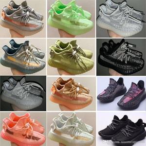 Новые 2020 дышат V2 мальчиков девушки молодежи ребенка дети спортивной обуви дети бегущих размера кроссовки 24-35