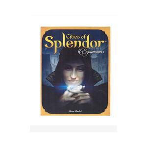 Новая и Интересная Настольная Игра Splendor Английская Версия Резина Playmat Взаимодействие родителей и детей Игра в Семейные Карты Для Взрослых