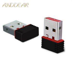 150 Mbit / s MTK7601 USB-WLAN-Direktadapter USB 2.0 High-Power-Mini-USB-WLAN-Dongle