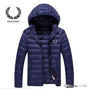 El otoño y el invierno para hombre de las chaquetas de alta calidad diseñador de moda de la personalidad Igualdad de color impreso historieta algodón de la capa más el tamaño M-4XL