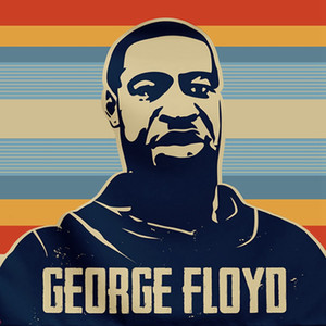150*130cm I Cant Breathe Blanket George Floyd Printing Tapestry Black Lives Matter Household Wall Tapestry Beach Towel Home Decor HHA1357