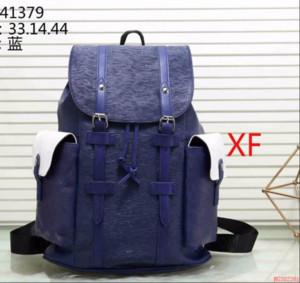 Designer Man Viagem Mochila Mulheres Moda Grande Capacidade Bolsas Mulheres Backpack Unisex Alta Qualidade Big Escola RG2022619