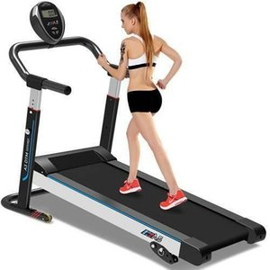 2020 Folding Walking Machine Self-Powered Treadmill Gym Equipment FitnessqVnv#