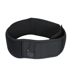 Pistola multifuncional escondida transporta uma bolsa de Cintura Elástica Invisível.