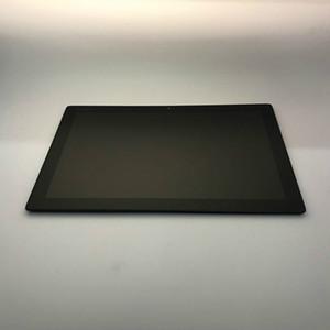 5D10M42923 için Lenovo Miix 510-12IKB (80XE) FHD + 12,2 inç LCD LED Dokunmatik Ekran Sayısallaştırıcı Meclisi DHL / UPS / Fedex Ücretsiz teslimat uygula