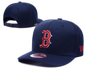 2019 caldo del Boston Red Sox Logo di golf cappello di baseball cap ricamo cinghia regolabile tappi cappuccio di snapback per le donne degli uomini