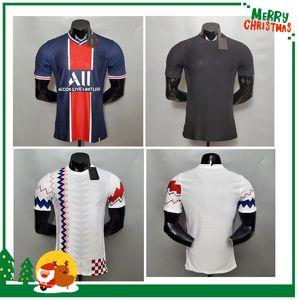 Player version 20 21 soccer jersey 2020 2021 football as maillot de foot