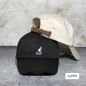 High-quality kangaroo hat soft top baseball fashionable versatile cap