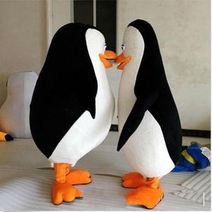 2018 Costumes De Pingouin De Haute Qualité Costume Mascot Robe De Fête De Noël Adultes Animaux Madagascar Costumes De Pingouin Costume Costume De Mascotte Robe De Fête De Noël