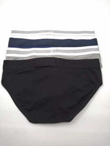 New Slips Sous-vêtements Shorts Fashion String Sexy Sous-vêtements Casual court Homme Brief Confortable Homme Gay Sous-vêtements Glissades de haute qualité