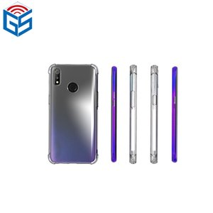 For Oppo Rearme 3 Reno Full Clear Phone Case Anti Shock Edge Design Soft TPU Back Cover Realme X50