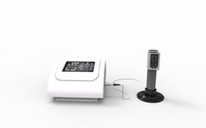 Machine radiale de thérapie par ondes acoustiques pour le traitement de la cellulite / machine chaude de physiothérapie de onque de choque pour le dysfonctionnement d'ED