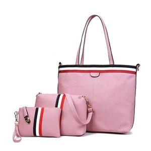 Tasarımcı-Kadın çocuk annesi çanta çok fonksiyonlu üç diyagonal çapraz çanta sapı büyük orta ve küçük dişi torba WRIL208