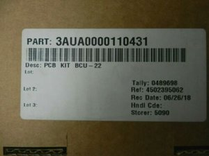 Unidade ABB 3AUA0000110431 BCU-22 VFD AFD Variável Drive Control PCB Módulo Kit NIB