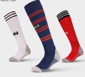 Chaussettes de football épaissie Serviette de fond du Club Tube long Sweat et Absorbing antidérapante Chaussettes de sport