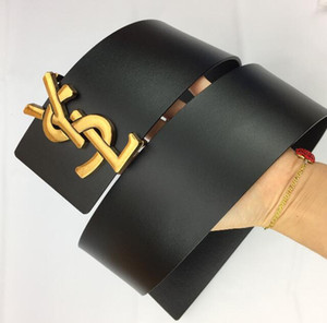 Ceinturon femme large simple, boucle ronde coréenne casual ceinture décoration de la mode féminine ceinture étudiante en général, y compris le fret