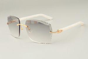 Neue Fabrik direkt Luxus Mode Sonnenbrille 3524014-D Aztec ultralight Sonnenbrille Sonnenbrille Gravur Objektiv, private benutzerdefinierte, gravierte name