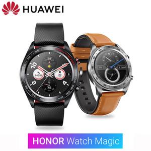 Smart Watches Huawei Honor Watch Magic SmartWatch GPS 5ATM WaterProof Heart Rate Tracker Sleep Tracker Working 7 Days Message Reminder