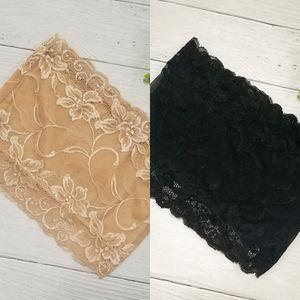 sexy anti-light bra bra with shoulder Underwear lace Shoulder lace strap underwear vest short women's summer short