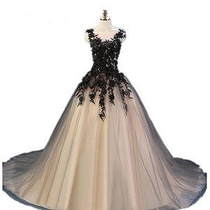 abule Abito da sposa 2019 Plus Size merletto in rilievo africano in sugli abiti sposa abito da ballo del treno di alta qualità Vestido De Noiva Casamento