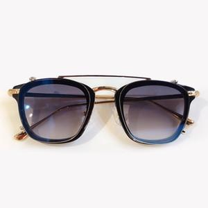 2020 new double lens rectangular Sunglasses Women's men's fashion mirror sunglasses UV400 high quality