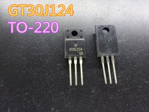 20pcs / lot New transistor de efeito de campo GT30J124 30J124 TO-220 no transporte free