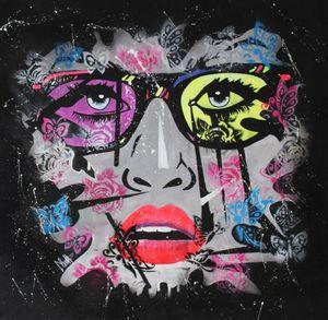 Клем $ Произведения COLOR СТЕКЛА Home Decor ремесла / HD печати Картина маслом на холсте Wall Art Canvas картинки 200513