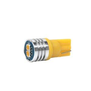 la plaque d'immatriculation à LED dc 12v ampoule LED voiture de douille de l'ampoule de t10 blanc conduit