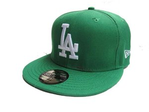Marca de alta calidad Los Angeles Snapback Baseball Ball Cap debajo de Hat Sports Hip-hop Caps